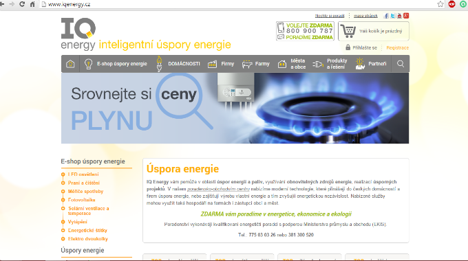 Seo Audit Iqenergy