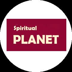 Logo Spiritual Planet Circle