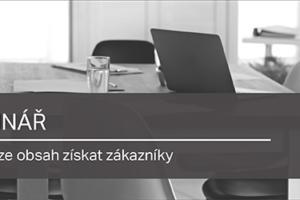 Webinář SJosefem Řezníčkem: Jak Skrze Obsah Získat Zákazníky