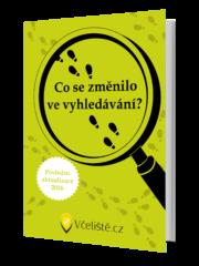 E-book Co se změnilo ve vyhledávání?