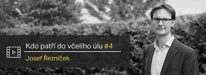 Kdo Patří Do Včelího úlu: Josef Řezníček