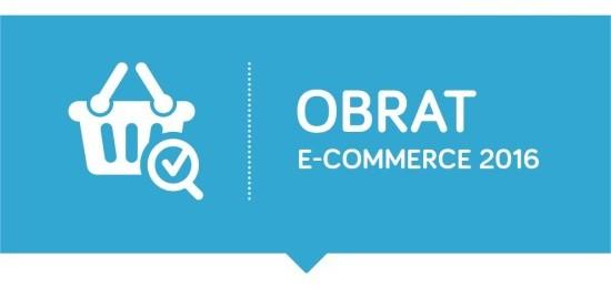 Obrat e-commerce v roce 2016 – Infografika