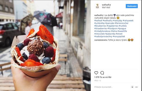 Na Instagramu se vyplatí kvalitní #hashtagy