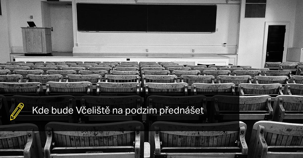 Kde Bude Včeliště Na Podzim Přednášet