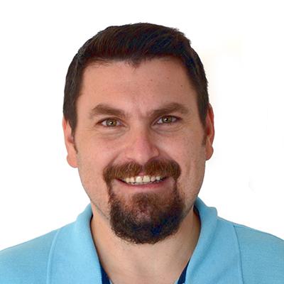 Martin Souček ze společnosti Survio.