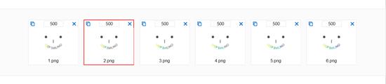 Gif lze vytvořit například z několika obrázků.