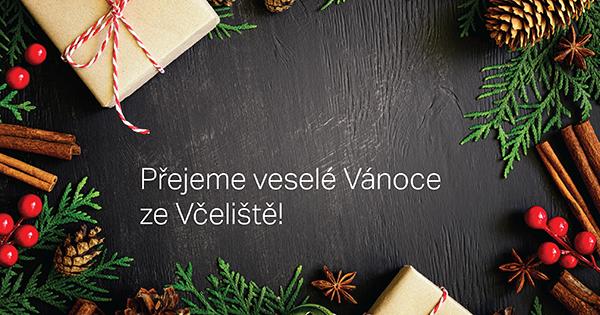 Včeliště Vám Přeje Veselé Vánoce!