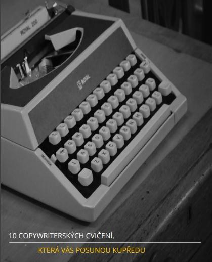 10 copywriterských cvičení.