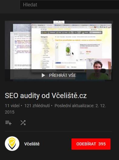 Podívejte se na SEO audity od Včeliště.