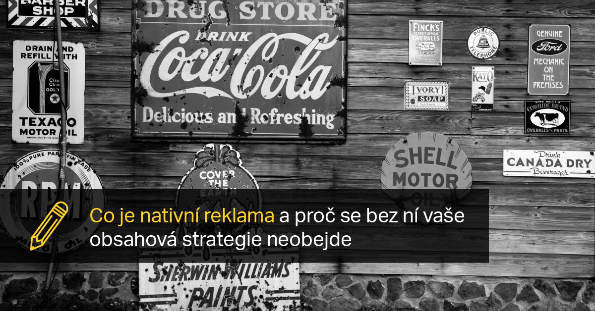 Co Je Nativní Reklama A Proč Se Bez Ní Vaše Obsahová Strategie Neobejde