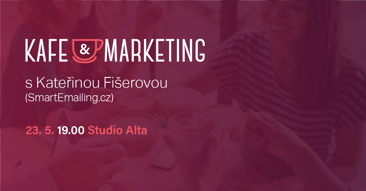Přijďte Si Popovídat O Marketingu Na Kafe A Marketing.