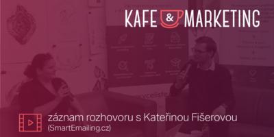 Kafe A Marketing S Kateřinou Fišerovou – Včeliště Podcast 40