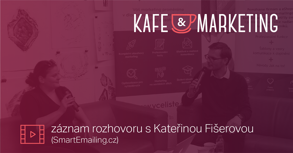 Kafe A Marketing S Kateřinou Fišerovou – Včeliště Podcast 40