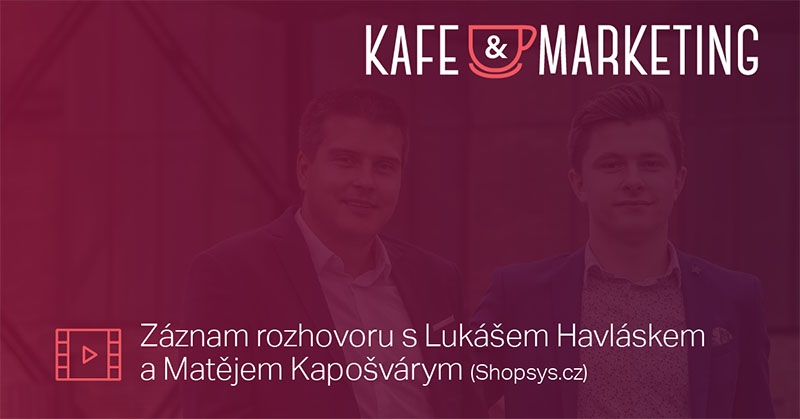 Kafe A Marketing Se Shopsys.