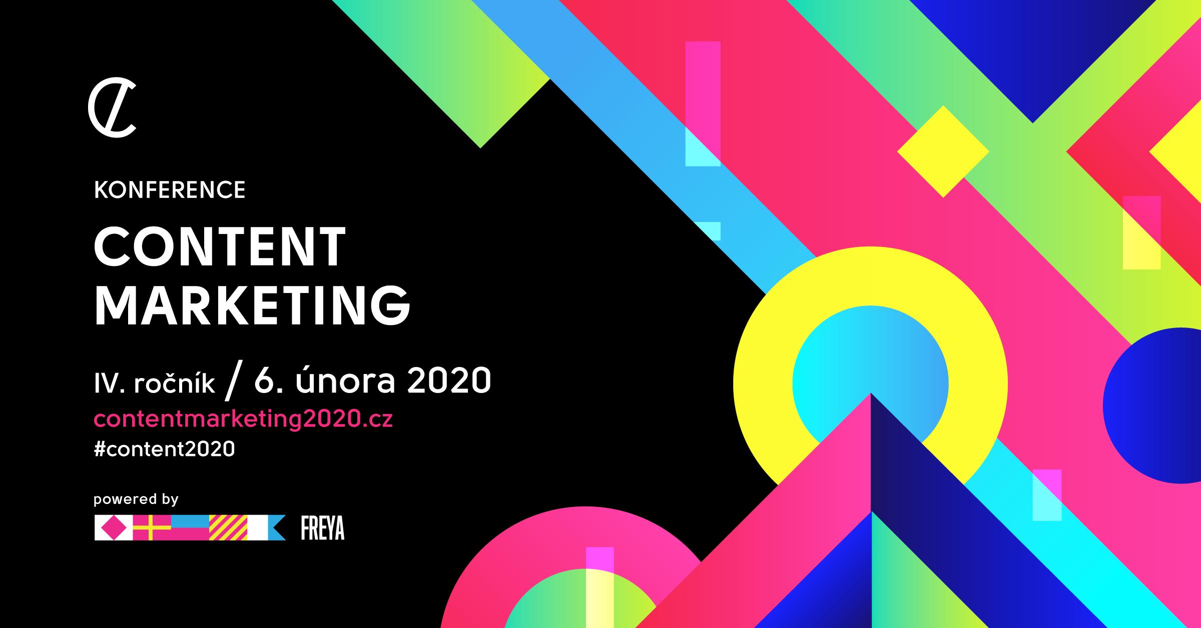 Content marketing, 4. ročník.