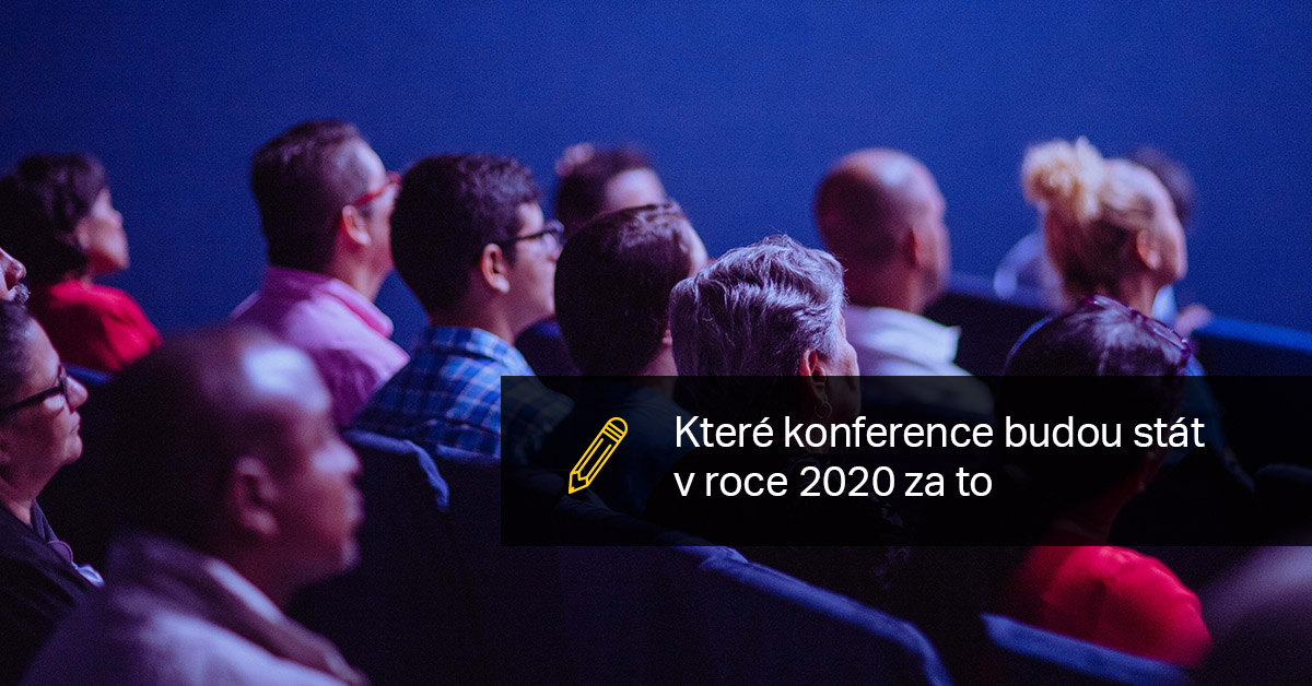 Marketingové Konference V Roce 2020.