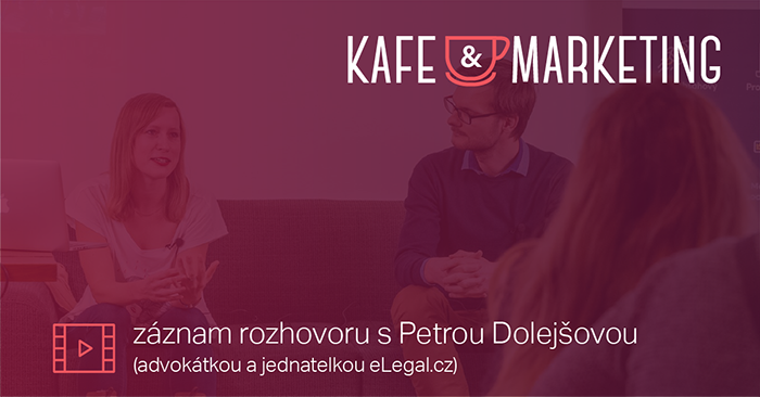 Kafe A Marketing S Petrou Dolejšovou – Včeliště Podcast 45