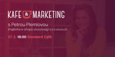 Kafe A Marketing S Petrou Plemlovou.