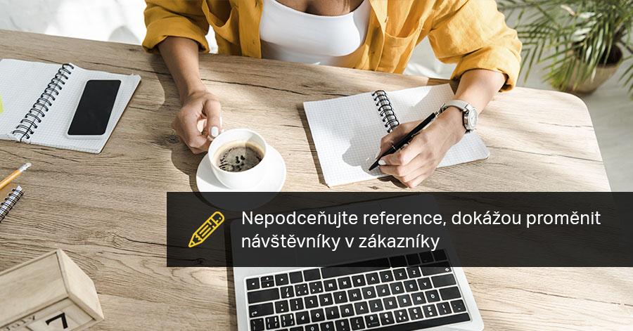 Nepodceňujte Reference
