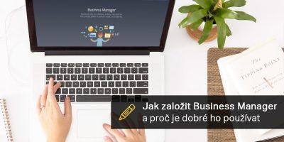 Jak Na Business Manager