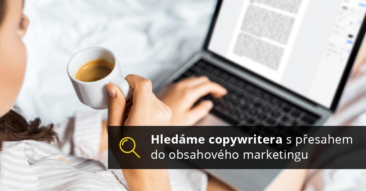 Hledáme Copywritera