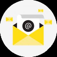 Ukázka e-mailů Včeliště.