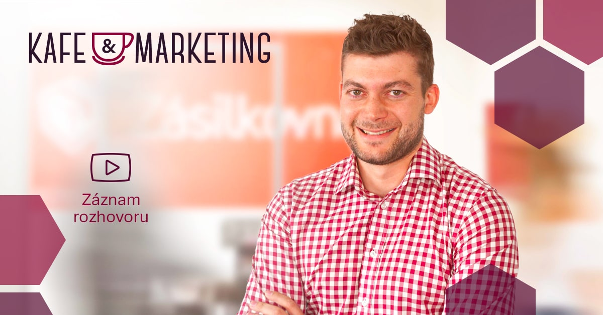 Kafe A Marketing S Milanem Šmídem