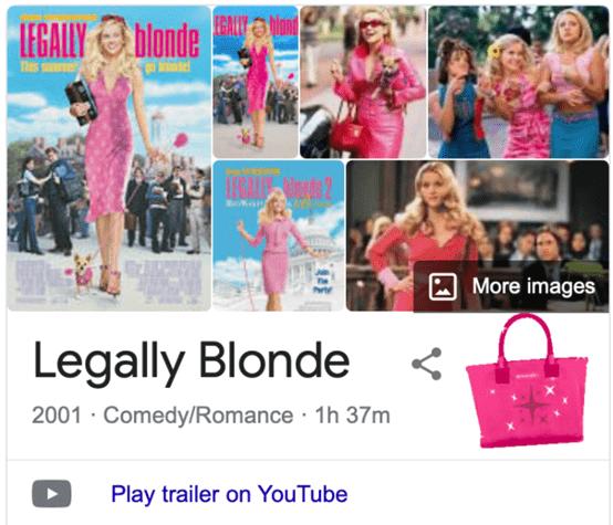 Brunetky, či blondýnky? V Googlu asi mají jasno