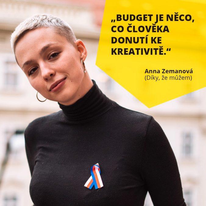 Anna Zemanová Kafe a marketing.