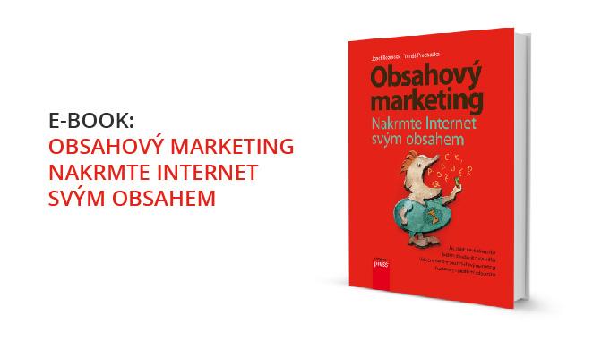 Stáhněte Si Zdarma Náš Nový E-book – 220 Stran O Obsahovém Marketingu