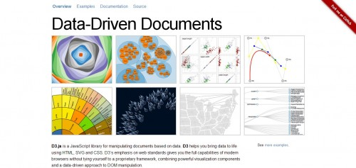 D3js.org Data-Driven Documents