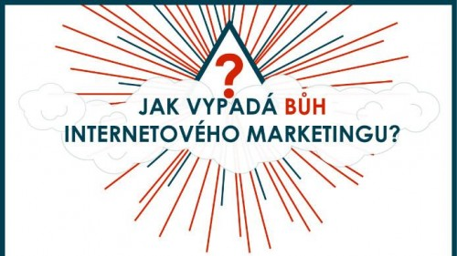 Jak vypada buh internetoveho marketing - infografika - nahled