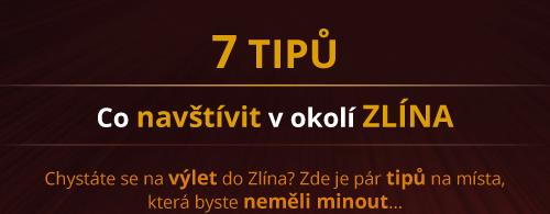 Co navstivit v okoli Zlina - infografika - nahled