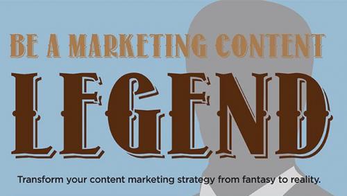 Stante se legendou obsahoveho marketingu - infografika - nahled