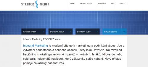 Steiner Media - Inbound Marketing