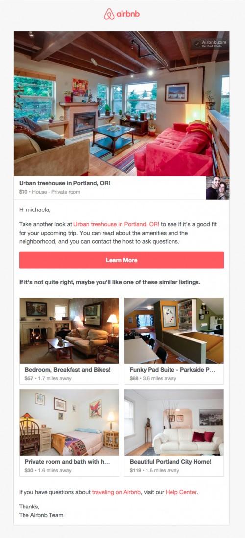 airbnb-bahvioralni-emailing