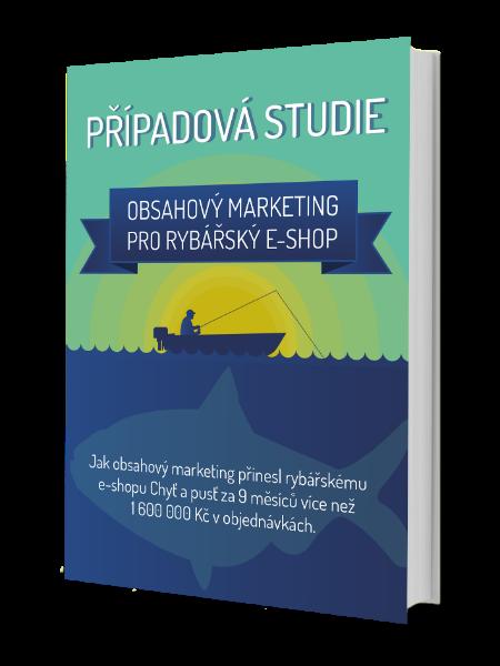 Případová studie obsahového marketingu pro rybářský e-shop