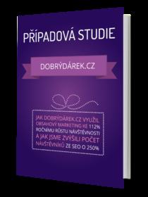 Případová Studie SEO A Obsahového Marketingu Pro E-shop DobrýDárek.cz