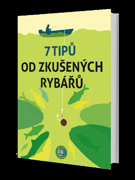 E-book Tipy Zkusenych Rybaru