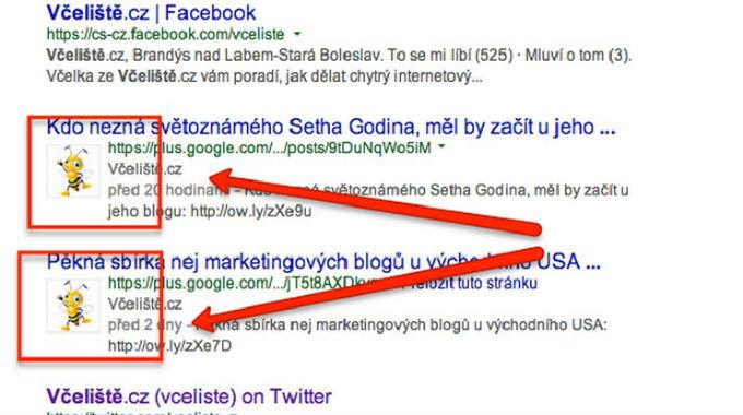 Jak Na Obrázek Autora Na Google Po Změnách Google Authorship