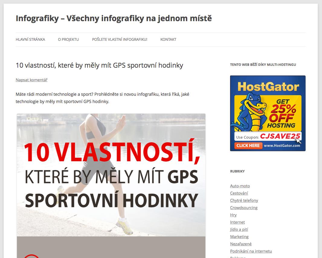 Publikace Infografiky Na Infografiky.cz