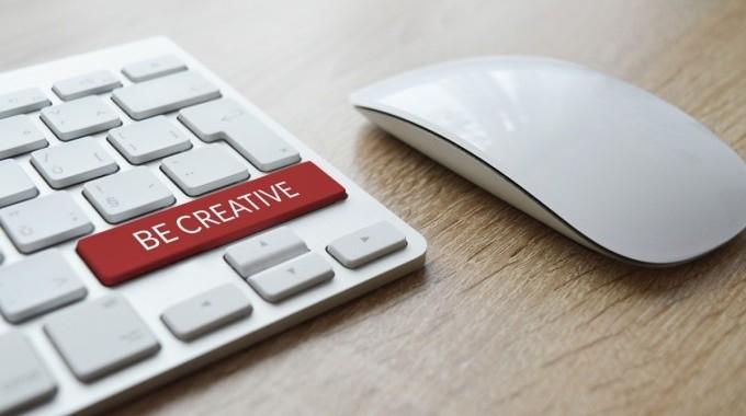 Keyboard Be Creative
