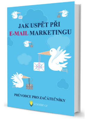Kniha e-mail marketing od Včeliště