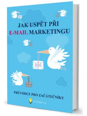 Kniha e-mail marketing od Včeliště
