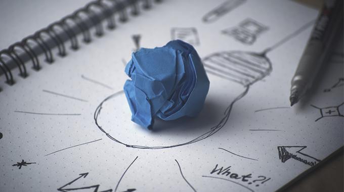 obsahový marketing: Buďte kreativní