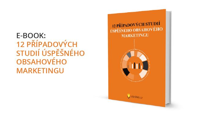 Nový E-book: 12 Případových Studií Obsahového Marketingu