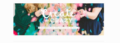 CreateLikeCrazy.com - Free editorial content calendar