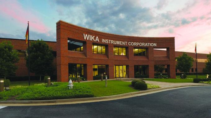 Případová Studie - Wika Instrument Corporation, LP